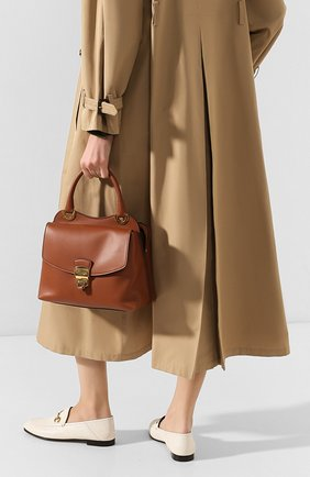 Женская сумка TOD'S коричневого цвета, арт. XBWA0JI0200XPA | Фото 2
