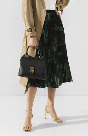 Женская сумка TOD'S черного цвета, арт. XBWA0JI0200XPA | Фото 2