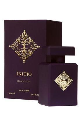 Женский парфюмерная вода atomic rose INITIO бесцветного цвета, арт. 3700578527028 | Фото 1
