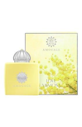 Парфюмерная вода love mimosa AMOUAGE бесцветного цвета, арт. 26500 | Фото 2