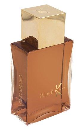 Женский парфюмерная вода cri du kalahari ELLA K бесцветного цвета, арт. 7640215240056 | Фото 2