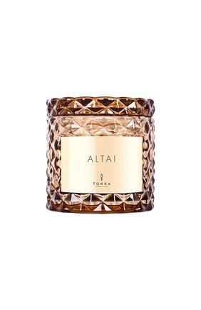 Свеча аромат altai TONKA PERFUMES MOSCOW бесцветного цвета, арт. 4665304431132 | Фото 1