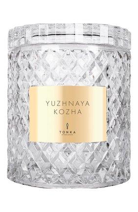 Свеча аромат yuzhnaya kozha TONKA PERFUMES MOSCOW бесцветного цвета, арт. 4665304431231 | Фото 1