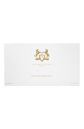 Женский набор для путешествий PARFUMS DE MARLY бесцветного цвета, арт. 3700578599711 | Фото 2