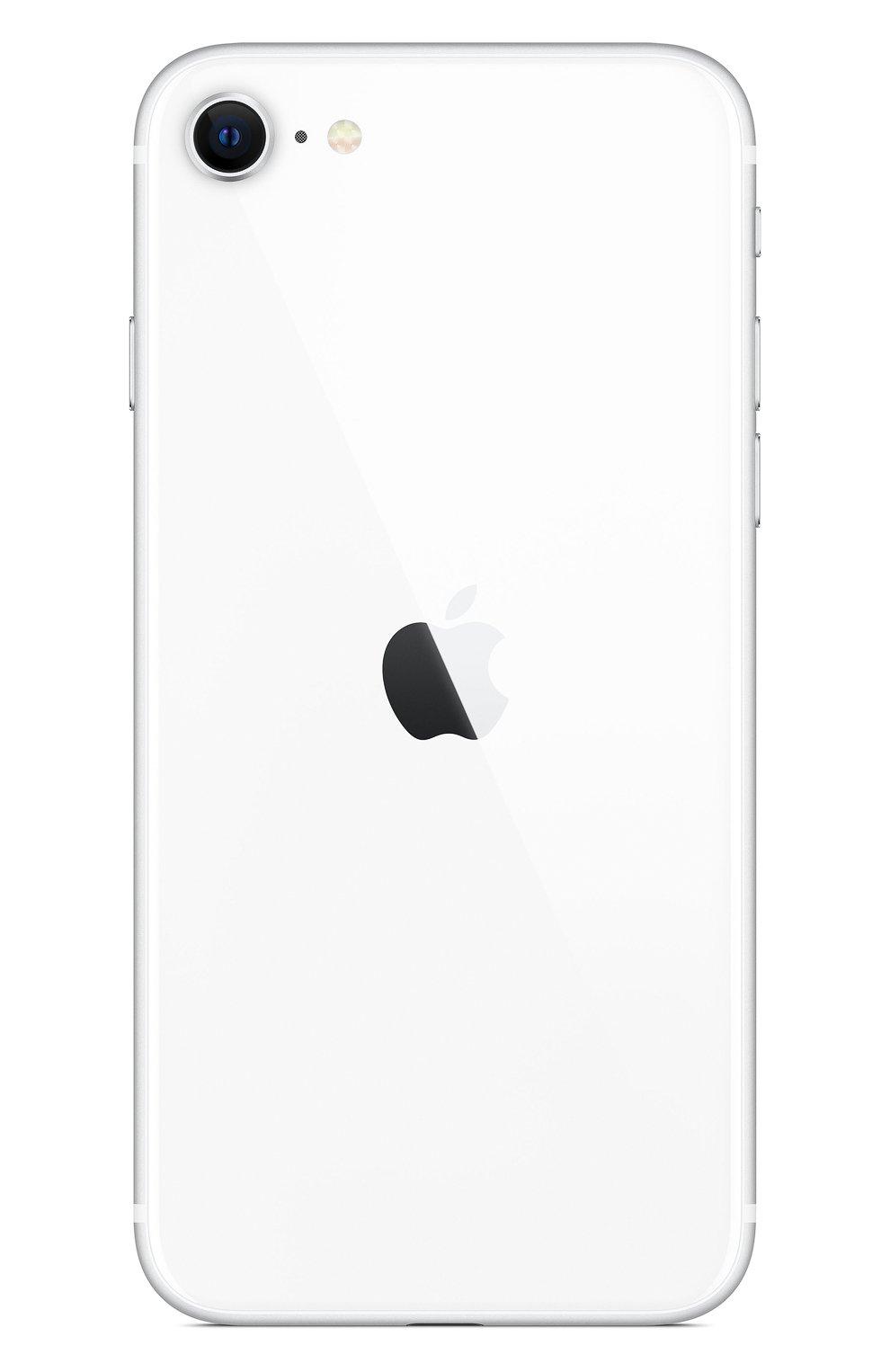 Мужской iphone se (2020) 128gb white APPLE  white цвета, арт. MXD12RU/A | Фото 2