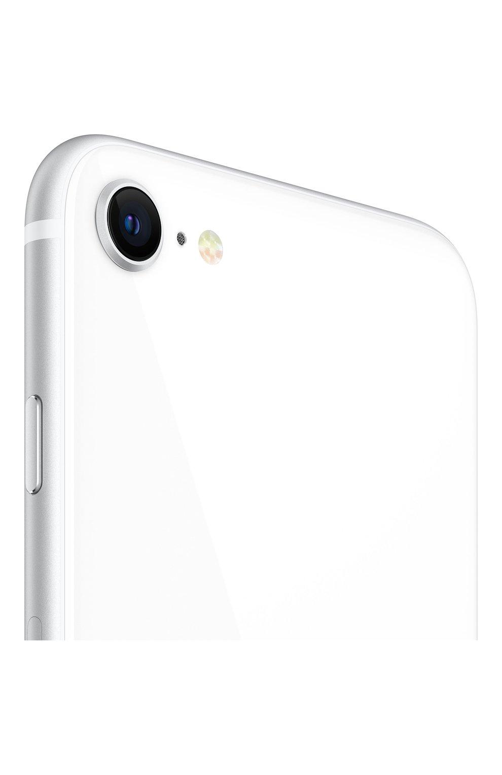 Мужской iphone se (2020) 128gb white APPLE  white цвета, арт. MXD12RU/A | Фото 4