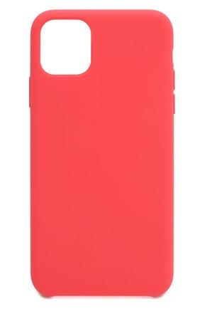 Мужской чехол для iphone 11 pro max UBEAR красного цвета, арт. CS52RR65-I19 | Фото 1