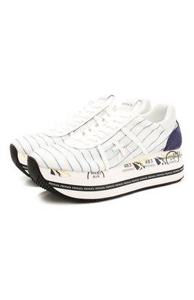 Комбинированные кроссовки Beth   Фото №1
