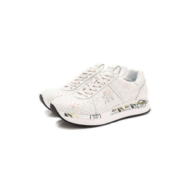 Комбинированные кроссовки Conny Premiata — Комбинированные кроссовки Conny