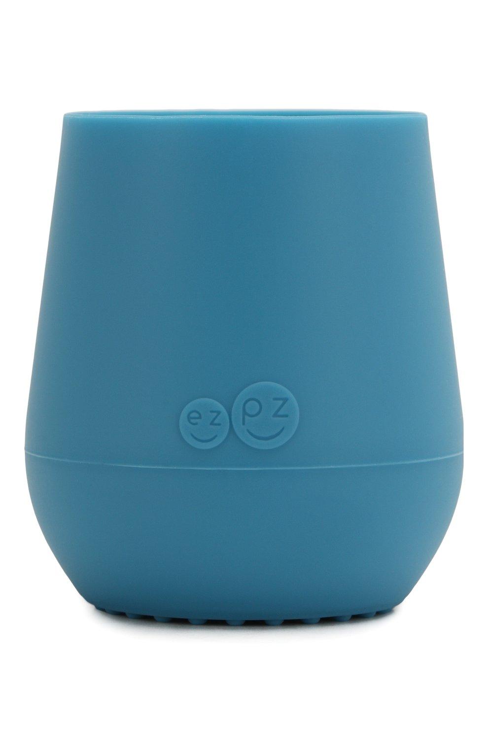 Детского кружка EZPZ синего цвета, арт. PCTSB003C | Фото 1
