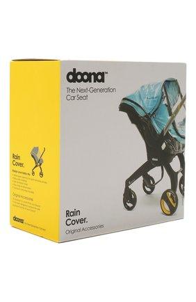 Детская дождевик для коляски doona SIMPLE PARENTING прозрачного цвета, арт. SP108-99-001-099 | Фото 2