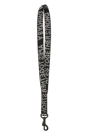 Мужской текстильный брелок BAPE черного цвета, арт. 1G20182060 | Фото 1