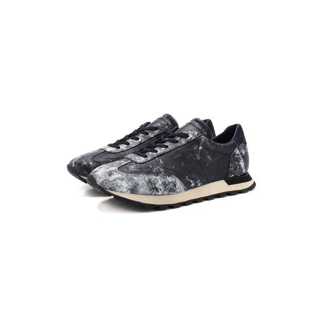Кожаные кроссовки Replica Maison Margiela — Кожаные кроссовки Replica