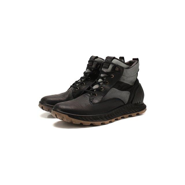 Комбинированные кроссовки Stone Island — Комбинированные кроссовки