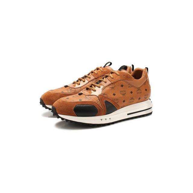 Комбинированные кроссовки MCM — Комбинированные кроссовки