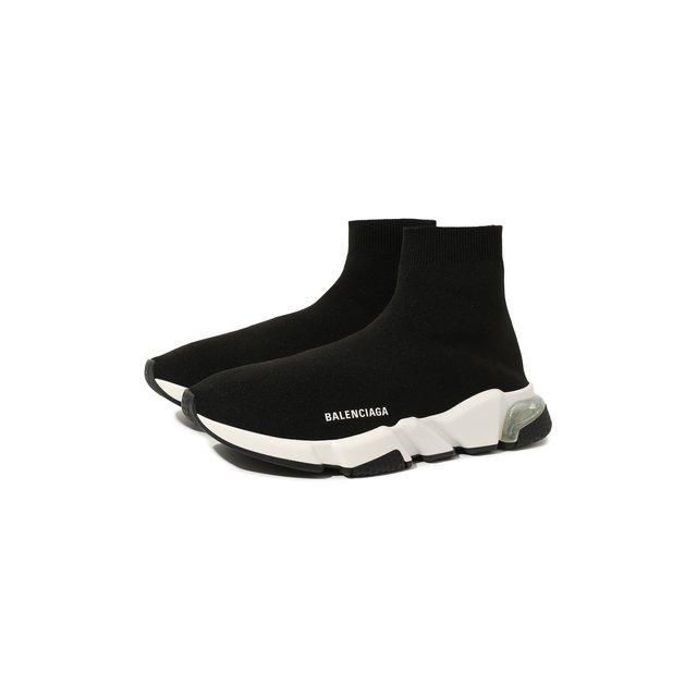 Текстильные кроссовки Speed Balenciaga — Текстильные кроссовки Speed