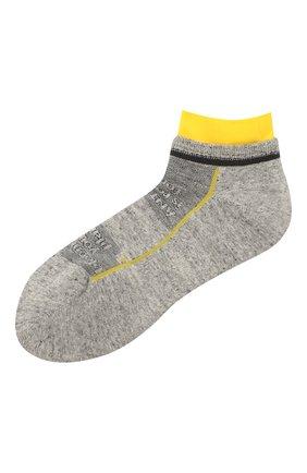 Женские хлопковые носки ANTIPAST серого цвета, арт. KT-148S | Фото 1
