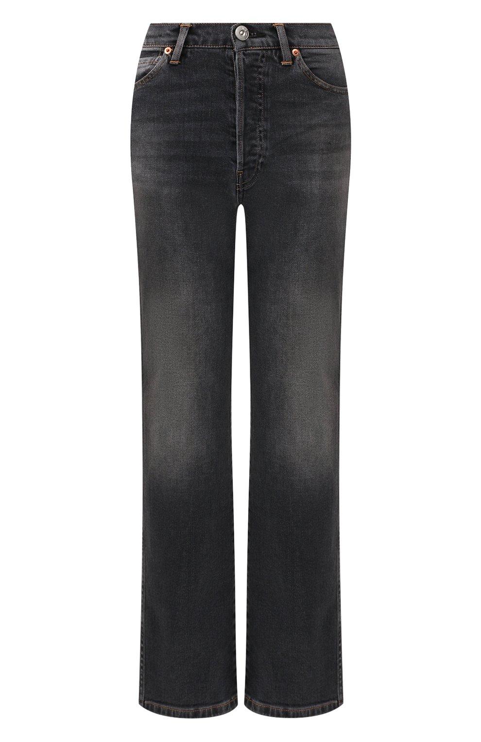 Женские джинсы 3X1 серого цвета, арт. WP0270966/TRAVIS | Фото 1