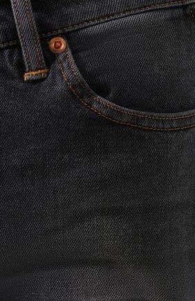 Женские джинсы 3X1 серого цвета, арт. WP0270966/TRAVIS | Фото 5