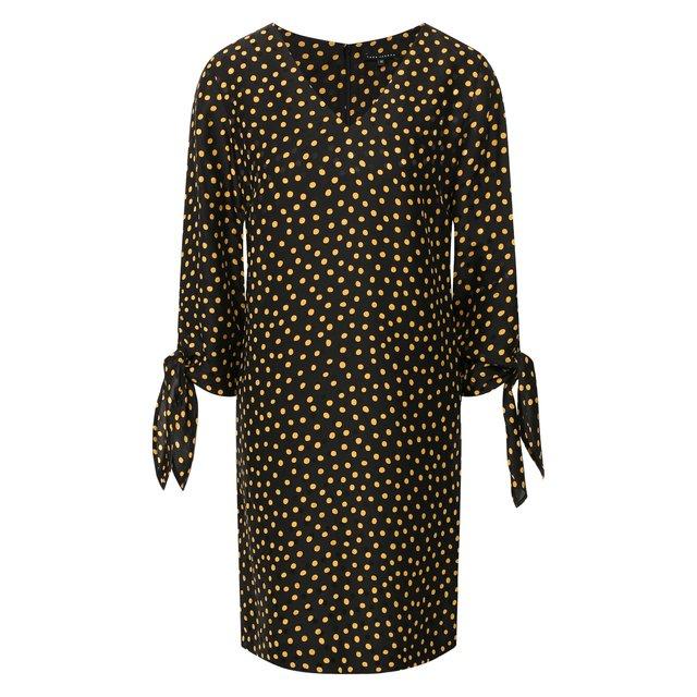 Платье из смеси вискозы и шелка Tara Jarmon