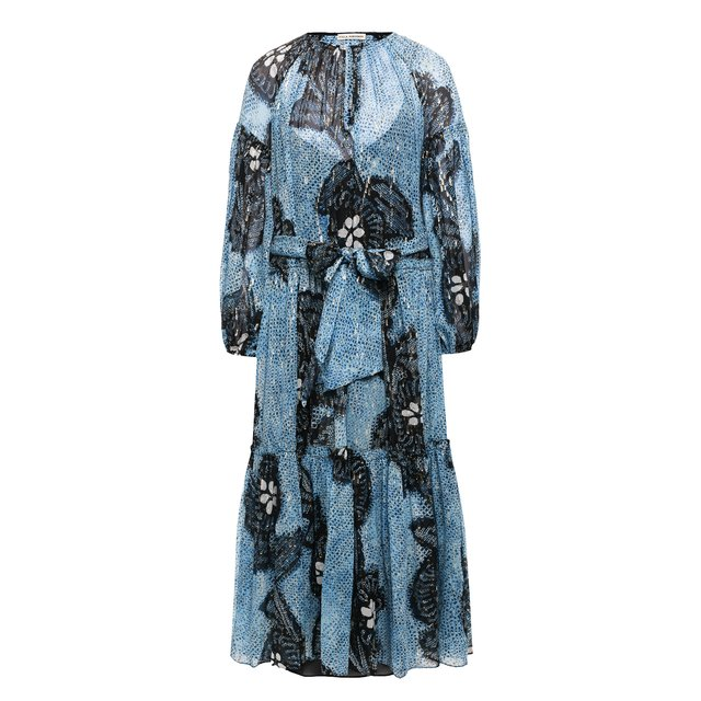 Шелковое платье Ulla Johnson