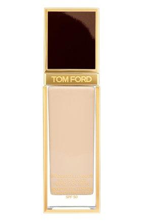 Женское тональная основа shade and illuminate spf50, оттенок 2.0 buff TOM FORD бесцветного цвета, арт. T73C-08   Фото 1