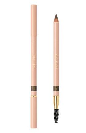 Женский карандаш для бровей crayon définition sourcils, оттенок 004 GUCCI бесцветного цвета, арт. 3614229944631 | Фото 1