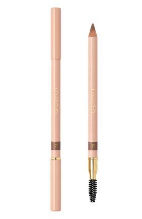 Женский карандаш для бровей crayon définition sourcils, оттенок 005 GUCCI бесцветного цвета, арт. 3614229944648 | Фото 1