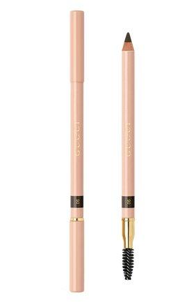 Женский карандаш для бровей crayon définition sourcils, оттенок 006 GUCCI бесцветного цвета, арт. 3614229944655 | Фото 1