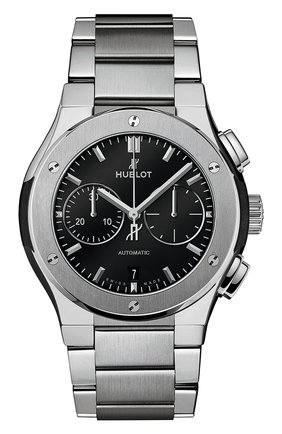 Часы Chronograph Titanium Bracelet   Фото №1