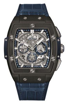 Мужские часы spirit of big bang ceramic blue HUBLOT серого цвета, арт. 641.CI.7170.LR | Фото 1