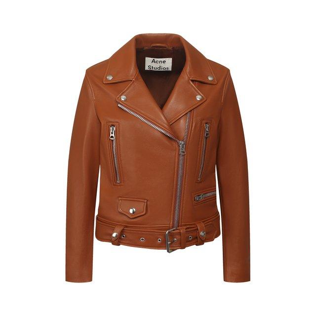 Кожаная куртка Acne Studios