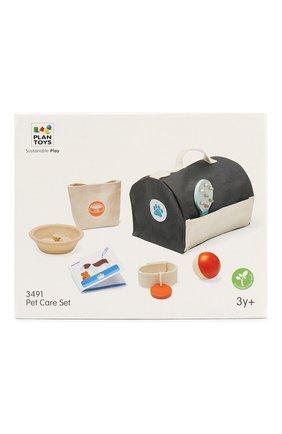 Детского игра набор по уходу за питомцем PLAN TOYS разноцветного цвета, арт. 3491 | Фото 1