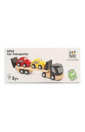 Детского игра автовоз PLAN TOYS разноцветного цвета, арт. 6043 | Фото 1