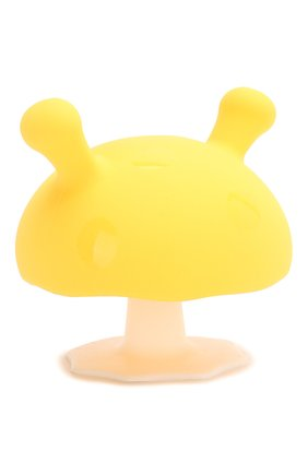 Детского прорезыватель MOMBELLA желтого цвета, арт. 8054 | Фото 2