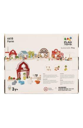 Детского игрушка ферма PLAN TOYS разноцветного цвета, арт. 6618 | Фото 2