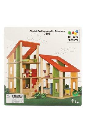 Детского игра кукольный домик PLAN TOYS разноцветного цвета, арт. 7602 | Фото 1