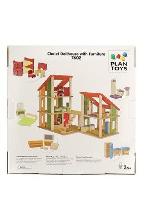 Детского игра кукольный домик PLAN TOYS разноцветного цвета, арт. 7602 | Фото 2