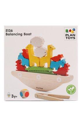 Детского игра головоломка PLAN TOYS разноцветного цвета, арт. 5136 | Фото 1