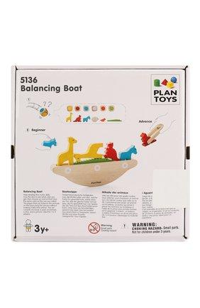 Детского игра головоломка PLAN TOYS разноцветного цвета, арт. 5136 | Фото 2