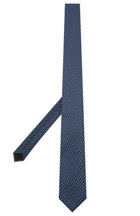 Мужской галстук BOSS синего цвета, арт. 50434872 | Фото 2