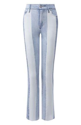 Женские джинсы PAIGE голубого цвета, арт. 5794F72-7637 | Фото 1