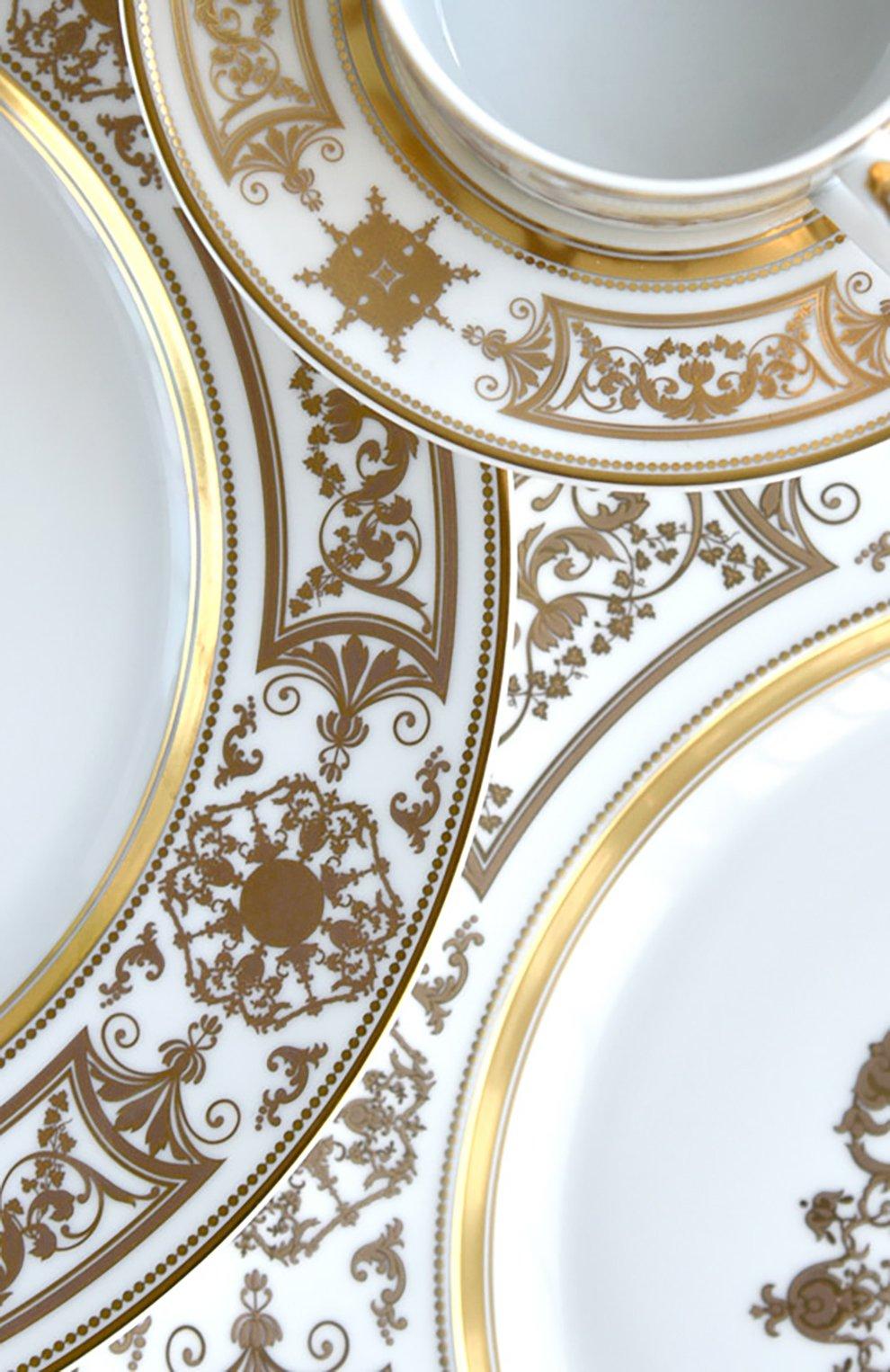 Мужского блюдо aux rois or  BERNARDAUD золотого цвета, арт. 1847/115   Фото 2