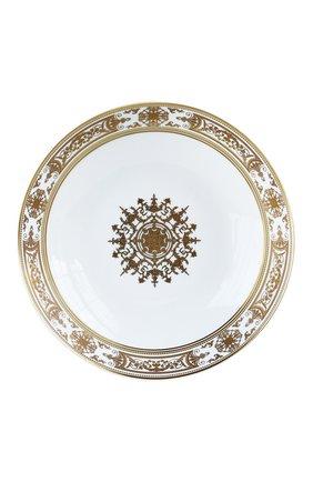 Мужская пиала суповая aux rois or 19 см BERNARDAUD золотого цвета, арт. 1847/26   Фото 1