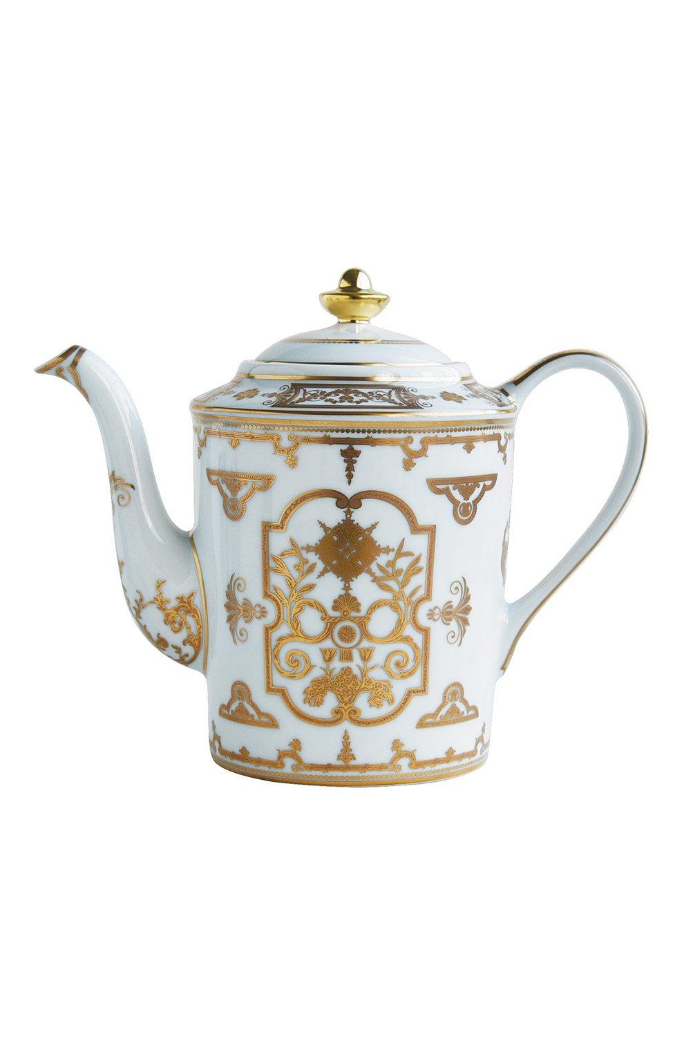 Мужская кофейник aux rois or BERNARDAUD золотого цвета, арт. 1847/34 | Фото 1