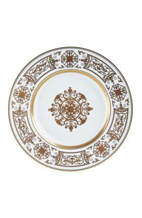 Мужского тарелка подстановочная aux rois or BERNARDAUD золотого цвета, арт. 1847/6189 | Фото 1