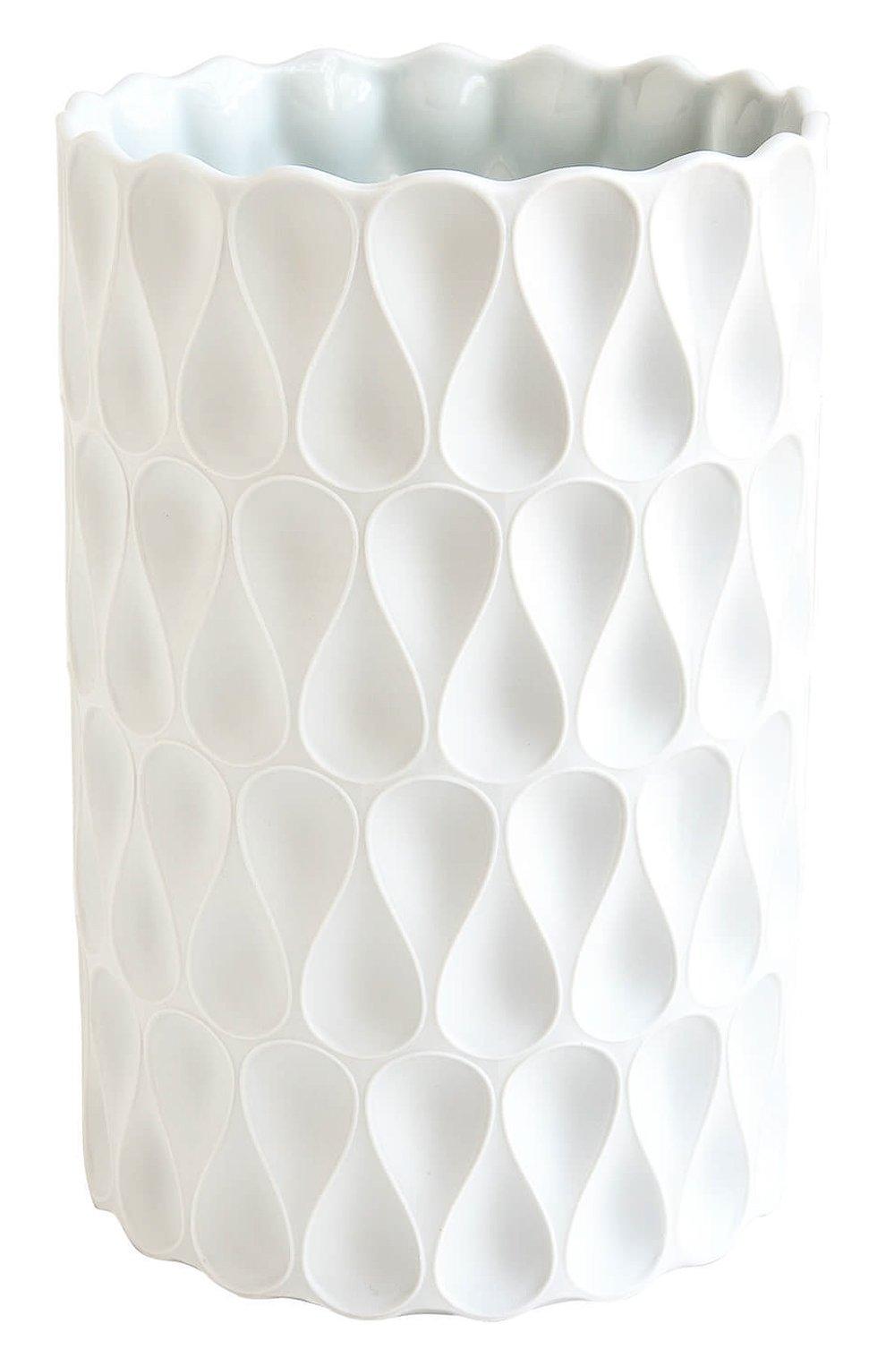 Мужского ваза legende hauteur BERNARDAUD белого цвета, арт. 0295/22964   Фото 1