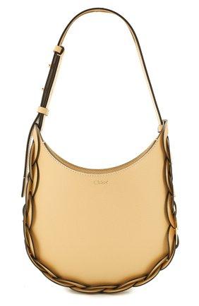 Женская сумка darryl CHLOÉ желтого цвета, арт. CHC20US342C61 | Фото 1