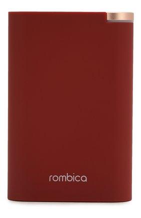 Мужского портативный аккумулятор neo alfa ROMBICA красного цвета, арт. ALF-00086 | Фото 1