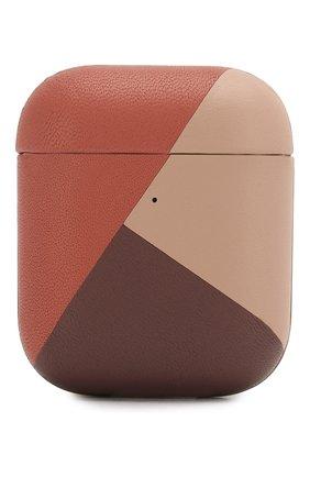 Мужской чехол для airpods NATIVE UNION розового цвета, арт. APCSE-MARQ-ROS | Фото 1